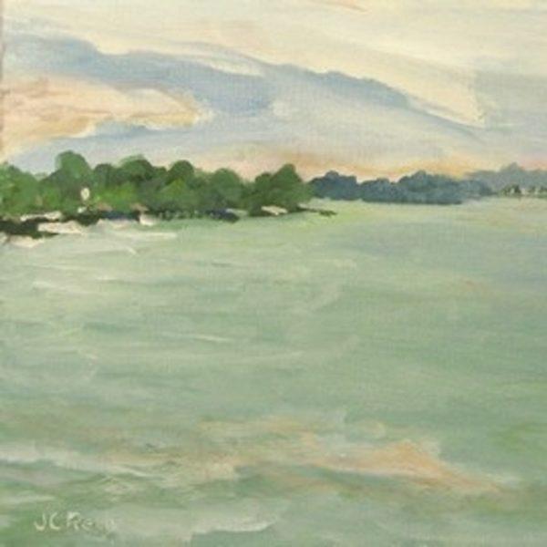 Lac La Belle from the Bridge