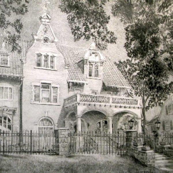 Trostel Mansion