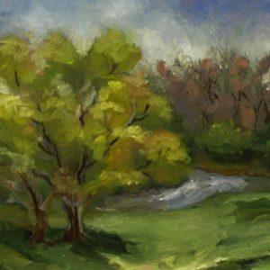 Treeline in the Fall