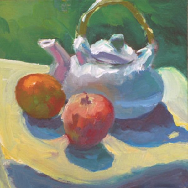 Una Naranja y Una Manzana ( An Orange and An Apple) #5