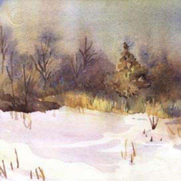 Haze Snow