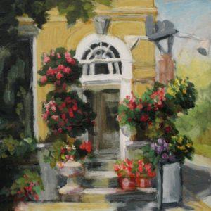 The Flower Shop Corner