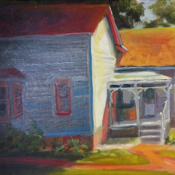 Sunny Porch