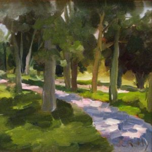Walk Through  a Cedarburg Park
