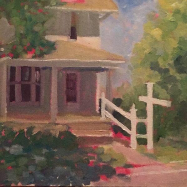Weston Farmhouse Porch