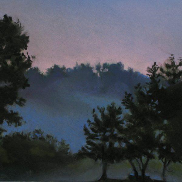 Blue Mist 2