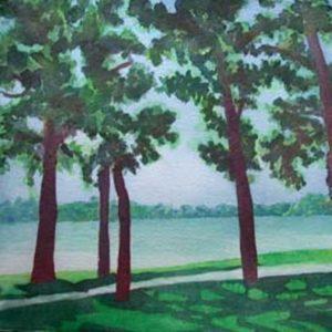 Booth Lake Memory