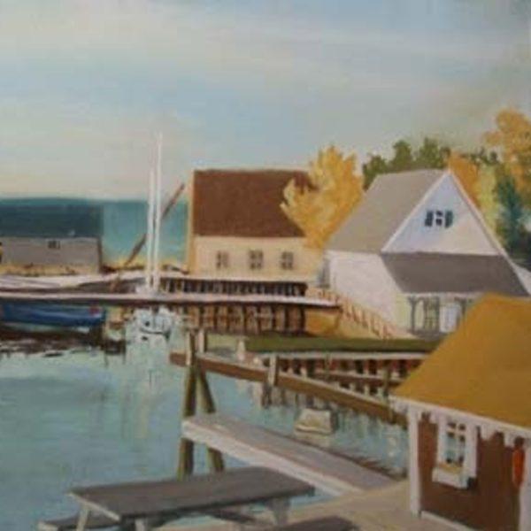 Autumn Harbor