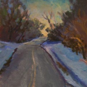 Whitnall Winter Road